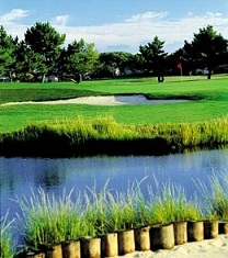 Brigantine Golf Links scene