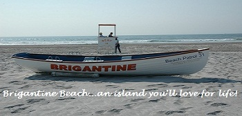 Brigantine Beach life guard station
